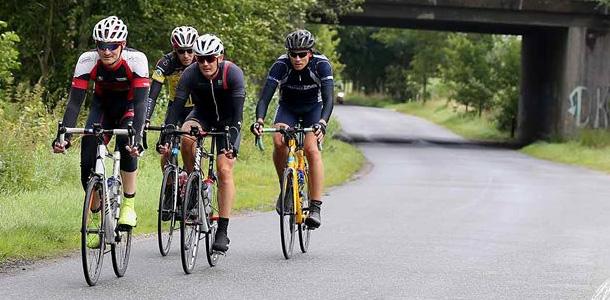 Ondt i knæet når du cykler