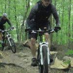 Mountainbikerute i Nordskoven i Silkeborg