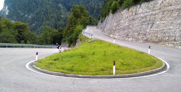 Passo Mendola Dolomitterne