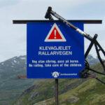 Rallarvegen cykelrute på mountainbike i Norge