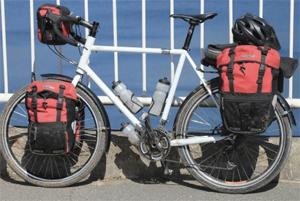 Pakket cykel - klar til cykelferien