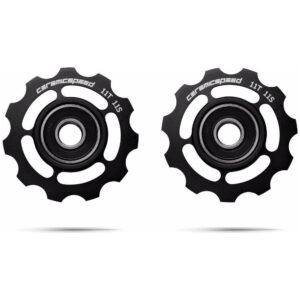 Pulleyhjul med keramiske lejer