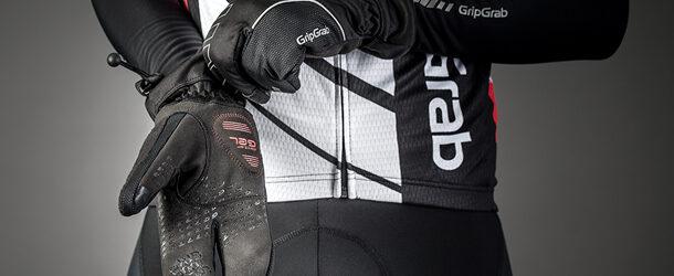Vinter handsker cykling