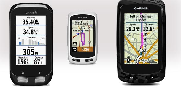 Cykelcomputer GPS