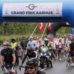 Professionelt og veltilrettelagt cykelløb trods regn og blæst