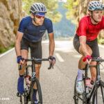 Cykelhandsker med gelpuder i god kvalitet