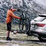 Cykelholder til bil med anhængertræk – se guiden