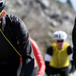 Cykeltrøje lange ærmer til forår og sommer