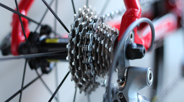 Vaerktoej til cykel