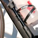 Minipumpe til mtb og racercykel