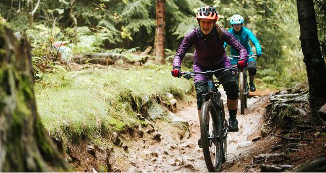 Mountainbike dame