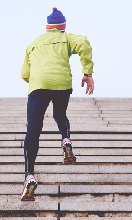 En løber