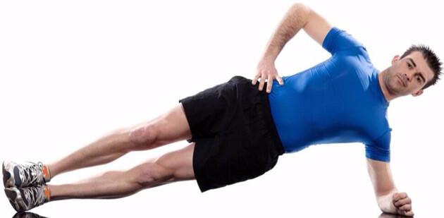 coretræning