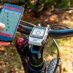 Sigma cykelcomputer med GPS