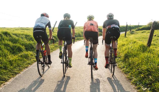 Cykeltøj fra craft
