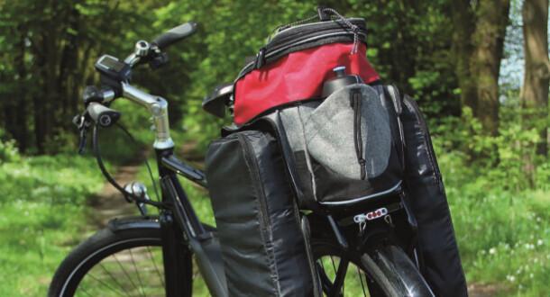 Cykeltasker elcykel