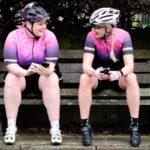 Cykelshorts til damer i store størrelser