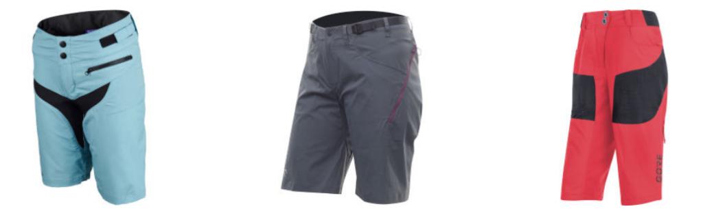Billede af 3 baggy shorts