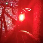 Kraftig baglygte til cykel til under 100 kroner